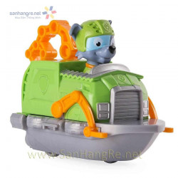 Thuyền cứu hộ Paw Patrol Racers - Rocky