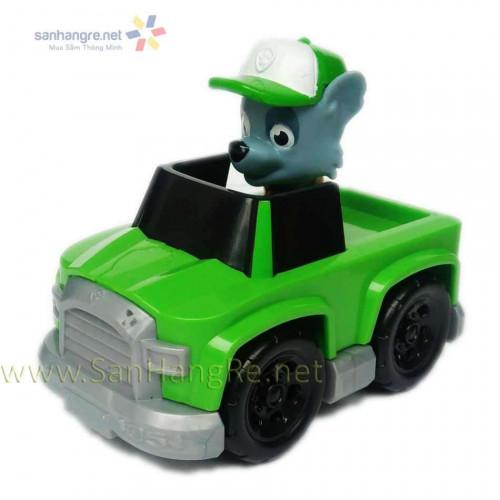 Đồ chơi xe chó Paw Patrol Roadster - Rocky