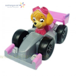 Đồ chơi xe chó Paw Patrol Roadster - Skye