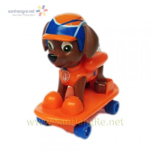 Chó trượt ván Paw Patrol - Zuma