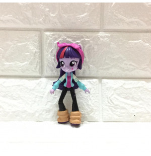 Búp bê My Little Pony cô gái Equestria Twilight Sparkle - School