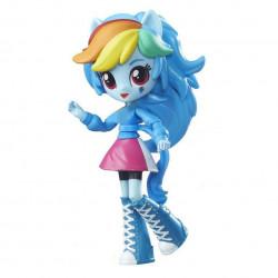 Búp bê My Little Pony cô gái Equestria Rainbow Dash - Bối Rối