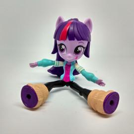 [SALE] Búp bê My Little Pony cô gái Equestria Twilight Sparkle - School 1