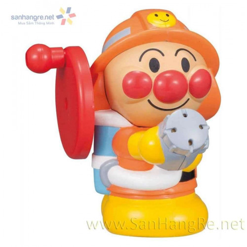 Đồ chơi phun nước cứu hỏa Anpanman - Sega Toys