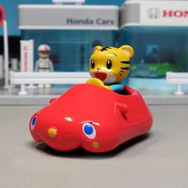 Xe mô hình Nhật Bản Dream Tomica Shimajiro & Beepy  (No Box)