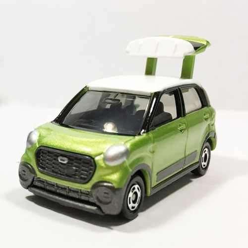 Xe ô tô mô hình Tomica Daihatsu Cast No 46 - Xanh lá