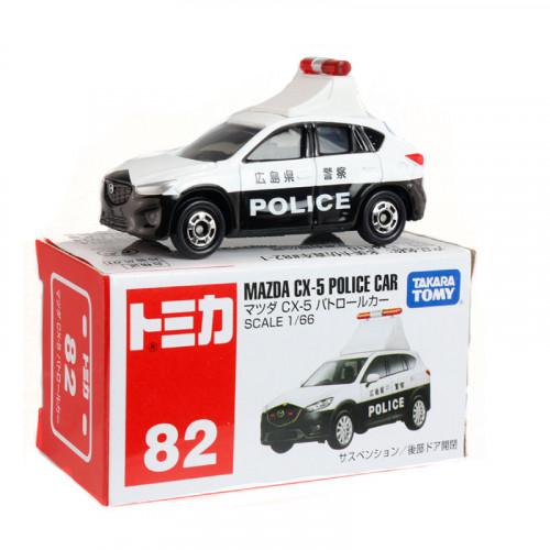 Xe mô hình cảnh sát Tomica Mazda CX-5 (Box)