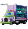 Xe Container Rơ mooc Tomica Disney Star Command Carry