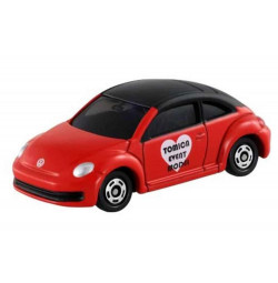Xe mô hình Tomica Event Model Volkswagen the Beetle Red (No box)