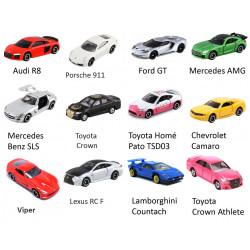Set 12 xe mô hình ô tô Tomica - Quà tặng Hè 2018