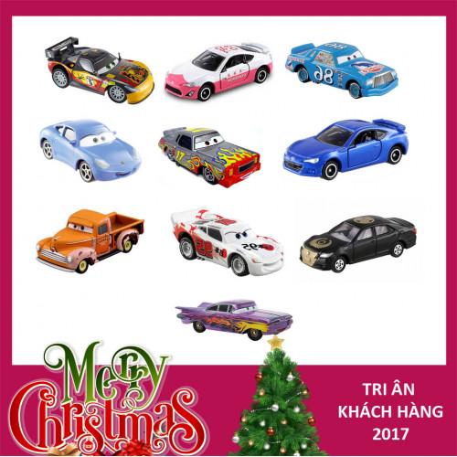 Bộ 10 xe ô tô mô hình Tomica Disney Pixar