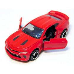 Xe ô tô mô hình Tomica Chevrolet Camaro TM GM Red