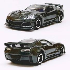 Xe ô tô mô hình Tomica Chevrolet Corvette ZR1 (No Box)