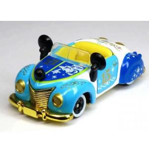 Xe ô tô mui trần mô hình Tomica DisneySea 15th Mickey Roadster
