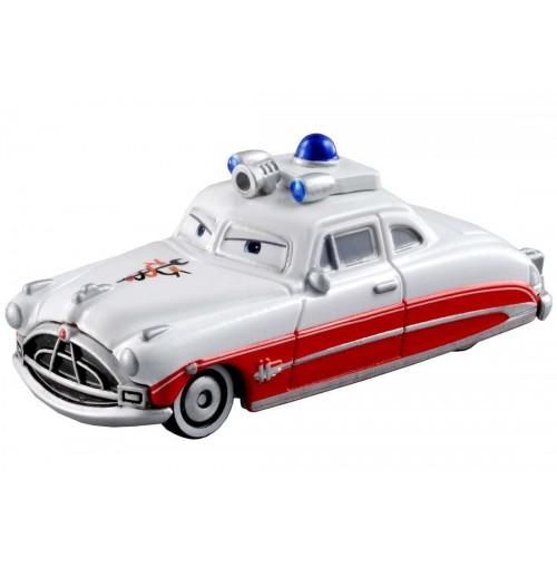 Xe ô tô mô hình đồ chơi Tomica Disney Cars-Doc Hudson Hornet