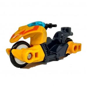 Xe mô hình Tomica Disney Motorbike Orange