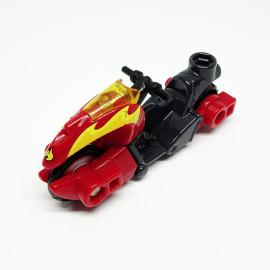 Xe mô hình Tomica Disney Motorbike Red