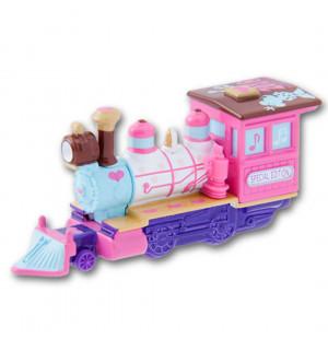 Đầu tầu hỏa mô hình Tomica Tokyo Disneyland Western River Train - SPECIAL EDITION 2018