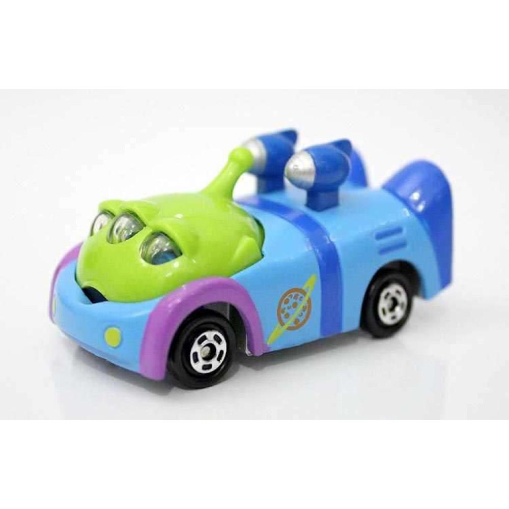 Xe ô tô mô hình Tomica Disney Resort Little Green Man's Planet (Không hộp)