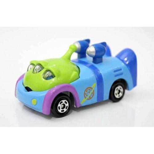 Xe ô tô mô hình Tomica Disney Resort Little Green Man's Planet