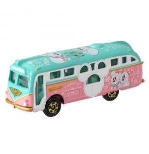 Xe bus mô hình Tomica Disney Resort Enjoying Christmas