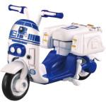 Xe mô tô 3 bánh mô hình Tomica Star Wars SC-05 (Không hộp)