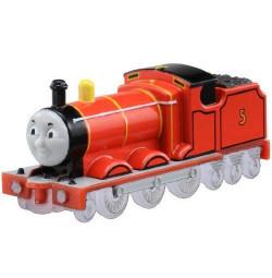 Mô hình đầu tàu hỏa Tomica Thomas Gullane màu đỏ