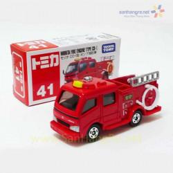 Xe cứu hỏa mô hình Tomica Morita Fire Engine (Box)