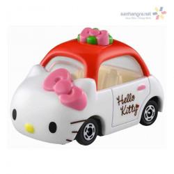 Xe mô hình Tomica Disney Hello Kitty