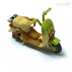 Xe motor mô hình Tomica Disney LFL Yoda