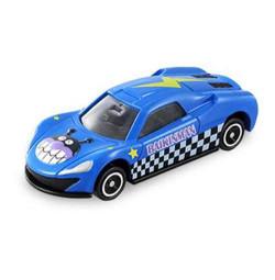 Xe ô tô đồ chơi Nhật Bản Tomica Baikinman