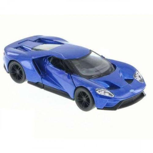 Siêu xe mô hình Tomica Ford GT Concecpt Car 2017 - Blue