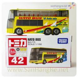 Xe bus mô hình Tomica Hato Bus 42 (Box)