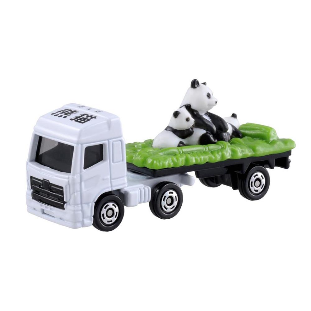 Xe tải mô hình Tomica Hino Profia Panda (No Box)