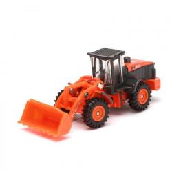 Xe tải xúc mô hình Tomica Hitachi Construction WHEEL LOADER ZW220 tỷ lệ 1/110