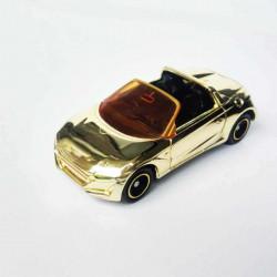 Xe mui trần mô hình Tomica Honda S660 Gold