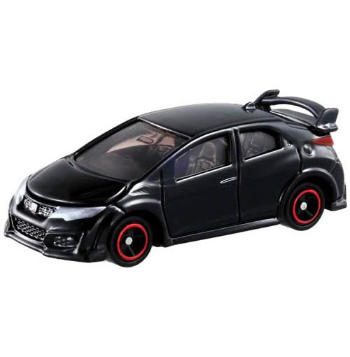 Xe ôtô mô hình Tomica Honda Civic Type R (Đen)