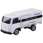 Xe ô tô tải mô hình Tomica Isuzu Elf Alsok