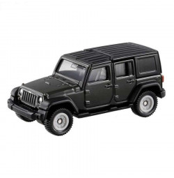 Xe mô hình Tomica Jeep Wrangler 80 tỷ lệ 1/65 (Box)