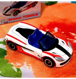 Xe mui trần mô hình Tomica Tommykaira ZZ Gatchaman Crowds Insight