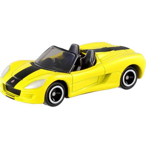 Xe ô tô mui trần mô hình Tomica Tommykaira ZZ (Vàng)