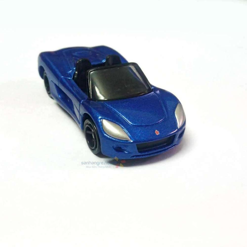 Xe ô tô mui trần mô hình Tomica Tommykaira ZZ (Xanh)