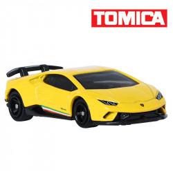 Siêu xe ô tô mô hình Tomica Lamborghini Huracan Performante màu vàng