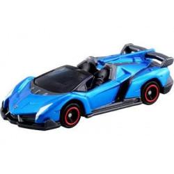 Siêu xe ô tô mô hình Tomica Lamborghini Veneno Roadster xanh