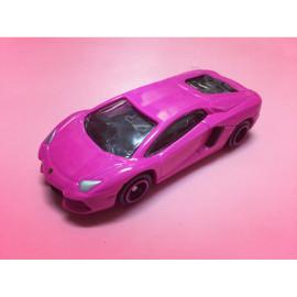 Siêu xe ô tô mô hình Tomica Lamborghini Aventador LP700-4 hồng