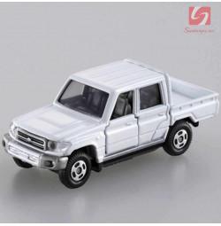 Xe tải mô hình Tomica Toyota Land Cruiser - Trắng