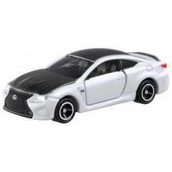 Xe ô tô mô hình Tomica Lexus RC F - Trắng