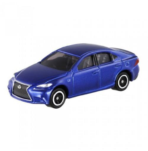 Xe ô tô mô hình Tomica Lexus IS 350 F Sport - Xanh