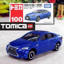 Xe ô tô mô hình Tomica Lexus IS 350 F Sport - Xanh (Box)