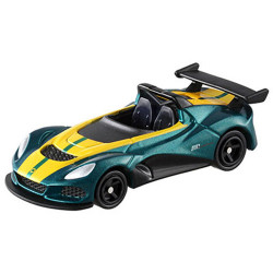 Xe ô tô mô hình Tomica Lotus 3 Eleven xanh